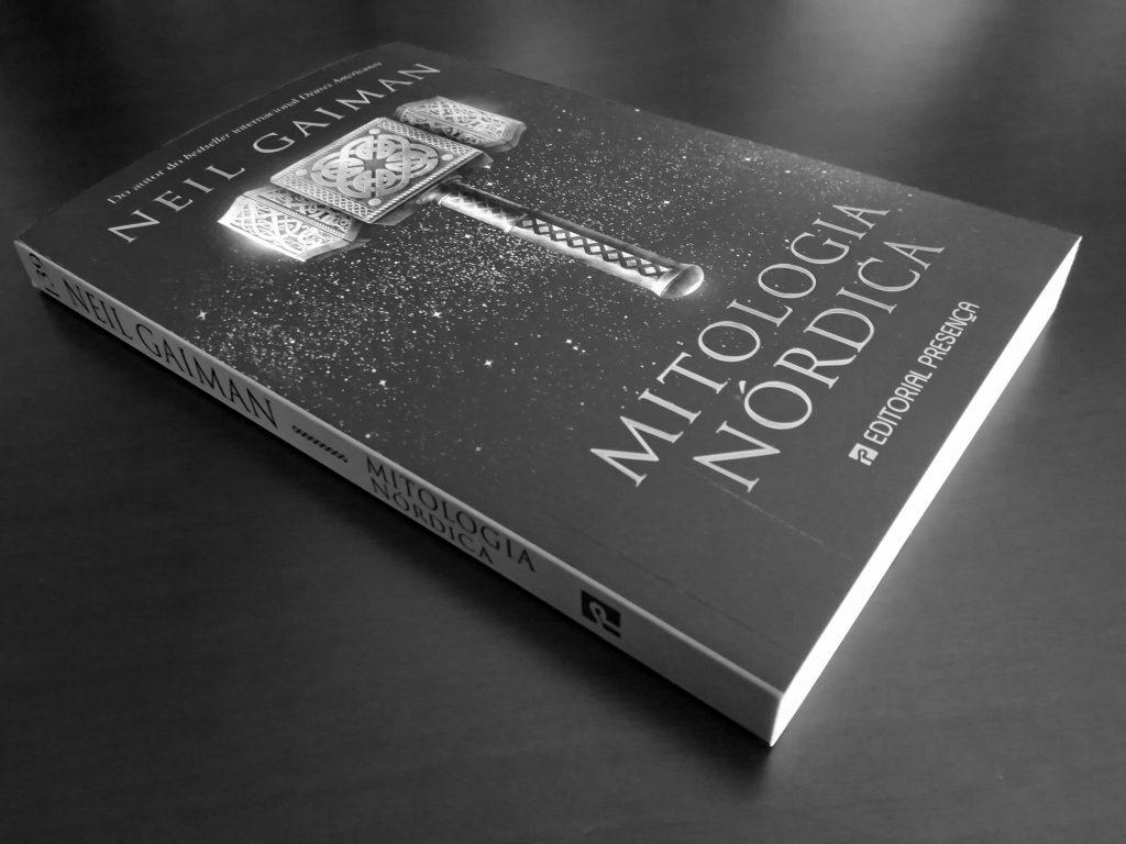 Mitologia Nórdica - Neil Gaiman (Presença, 2017)