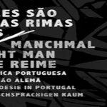 Às vezes são precisas rimas destas – Poesia política portuguesa e de expressão alemã (1914-2014) (Tinta da China, 2017)