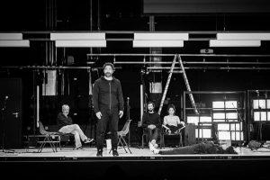 Crítica da peça Actores, apresentada no TNSJ a 10/02/2017