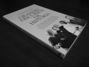 Recensão do livro Grandes Discursos da História, com escolhas do jornalista Henrique Monteiro, numa edição da Guerra & Paz de 2017 | INTRO