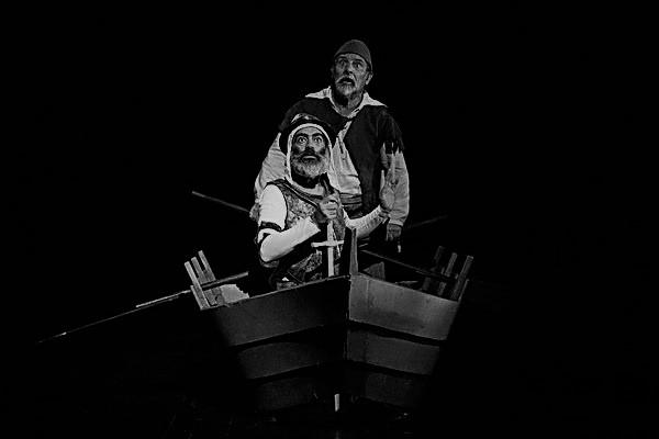Crítica da peça Vida do Grande Dom Quixote De La Mancha e do Gordo Sancho Pança de António José da Silva, apresentada no Teatro do Bolhão a 15 de Novembro de 2018   INTRO