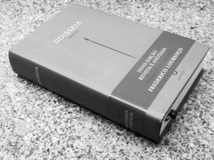 Recensão da nova edição revista e anotada da Odisseia de Homero, com tradução, notas e comentários de Frederico Lourenço   INTRO