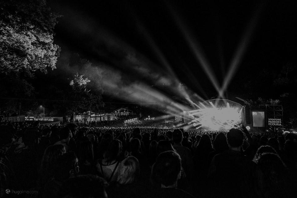 Reportagem do Festival Vodafone Paredes de Coura, que decorreu nas margens do Rio Taboão, entre 14 e 17 de Agosto de 2019   INTRO