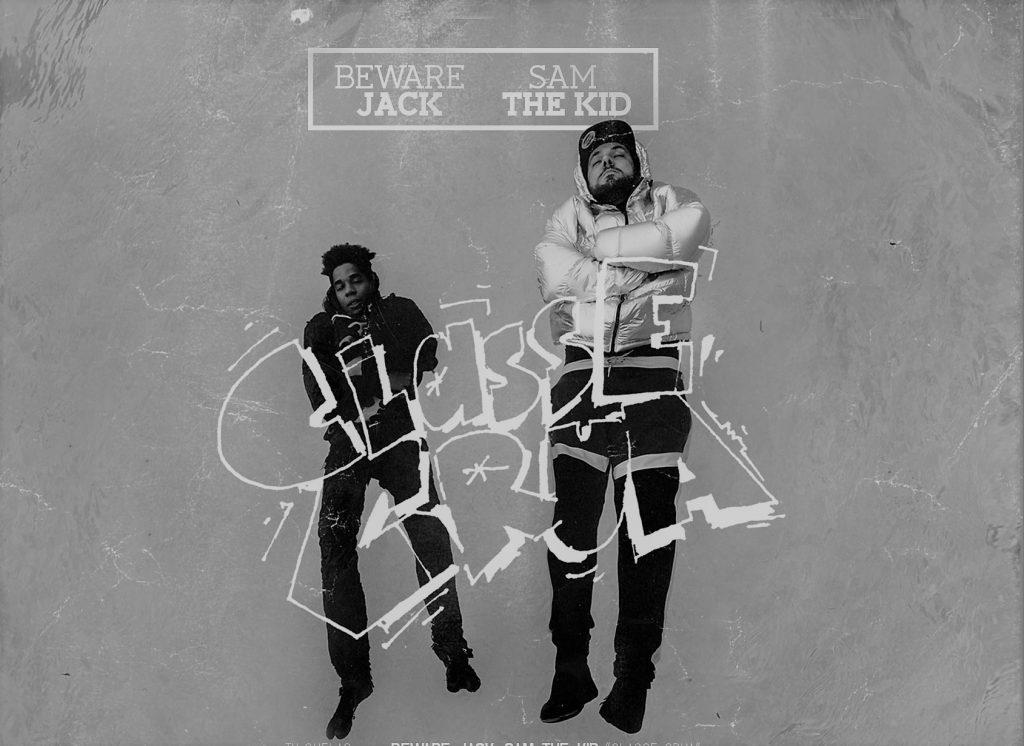 Crónica e crítica ao álbum Classe Crua, estreia do duo de hiphop Beware Jack e Sam the Kid, editado pela TV Chelas em 2019 | INTRO