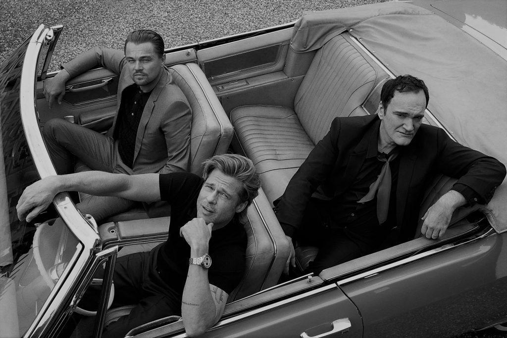 """Crónica a propósito do nono filme de Quentin Tarantino """"Era uma vez...em Hollywood"""", protagonizado por Brad Pitt, Leonardo DiCaprio e Margot Robbie   INTRO"""