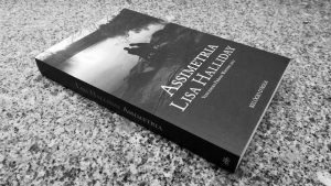 """Recensão crítica do livro """"Assimetria"""", da norte-americana Lisa Halliday, publicado em Portugal em 2018 pela editora Relógio D´Água   INTRO"""
