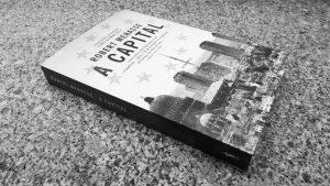 """Recensão do livro """"A Capital"""" escrito pelo autor austríaco Robert Menasse e publicado em Portugal em 2019 pela Dom Quixote   INTRO"""