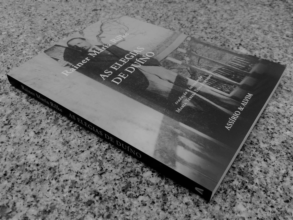 Recensão crítica da reedição de As Elegias de Duíno, escrito por Rainer Maria Rilke e reeditado pela Assírio & Alvim em 2020 | INTRO